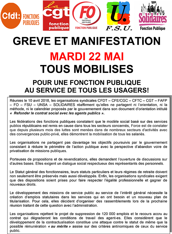 Tract action 22 mai 2018 1